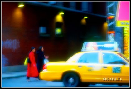 Urban colors. Part 2. New York.