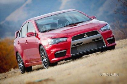 Следующая Mitsubishi Lancer Evo