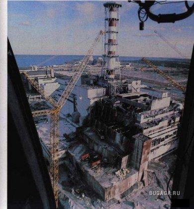 21 год назад произошла авария на Чернобыльской АЭС