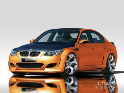 2007 BMW M5 CLR 500 RS by Lumma
