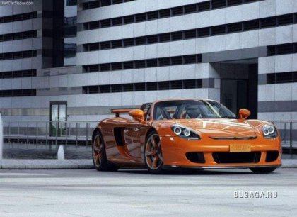 Techart Porsche Carrera Gt 2007
