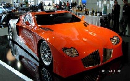 Самый уродливый автомобиль года