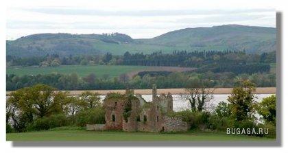 Замки Шотландии. Часть 1.