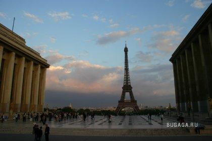 Как я Европу ездил смотреть.