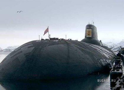Почему хорошо быть капитаном подводной лодки?