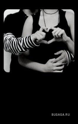 Любовь - это ВСЁ, и это ВСЁ, что мы знаем о ней.