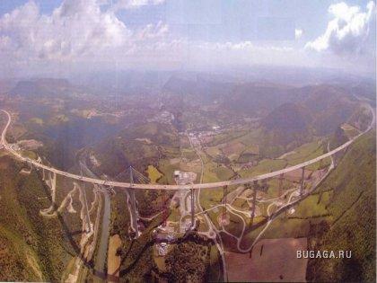 Cамый высокий транспортный мост в мире