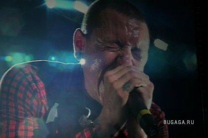 Концерт Linkin park в Москве!