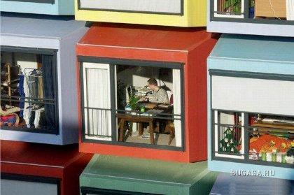 дома японских студентов