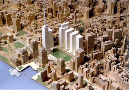 10 чудес света современной архитектуры