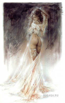 Luis Royo. Dreams