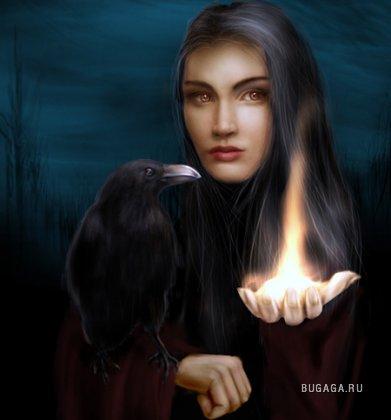 Для Ведьмы,которой прощается всё....пронто