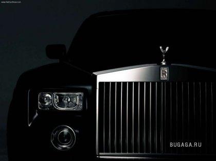 Мир роскоши - Rolls-Royce Phantom