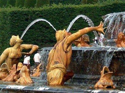 Красивые фонтаны