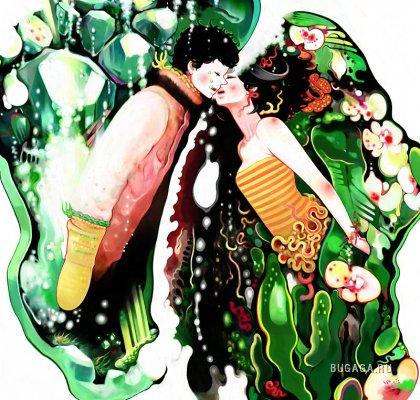 Необычные креативные работы художника Minchi