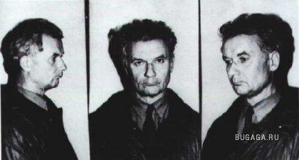 Cерийный убийца Чикатило