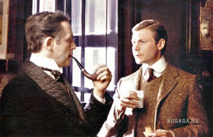 Шерлок Холм и Доктор Ватсон