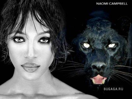 """""""Черная пантера"""" Наоми"""