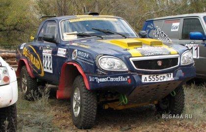 Русские авто-кулибины продолжают удивлять