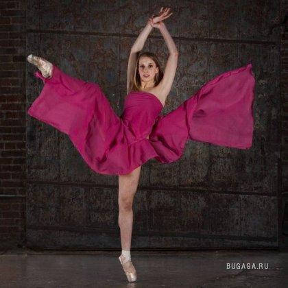 Belleza en la danza