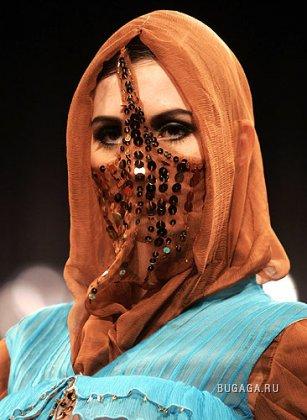 Исламская мода.