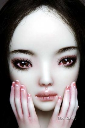 Необычные куклы...