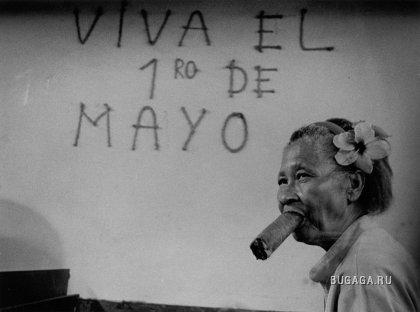 фотограф Эрнесто Базан о Кубе...