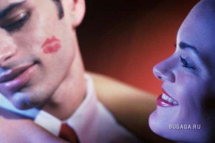 всё о поцелуе...