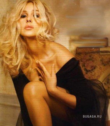 Моника Белуччи Блондинка