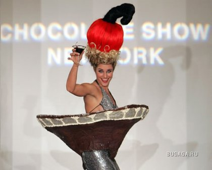 Chocolate fashion=)