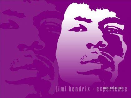 Jimi  Hendrix ...