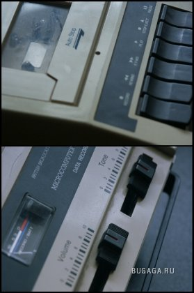 Old tape recorder{III}