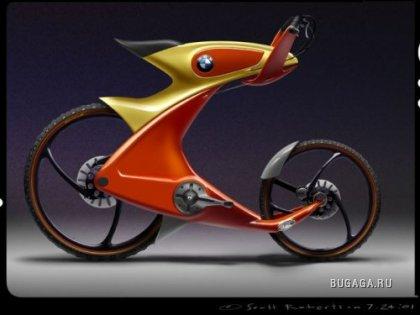Концепты велосипедов