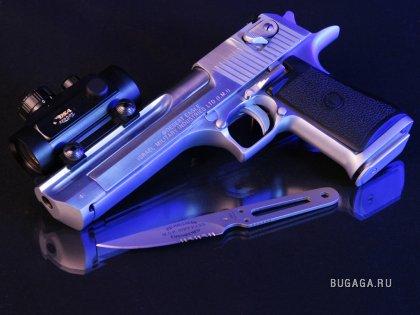 Огнестрельное оружие Часть 1