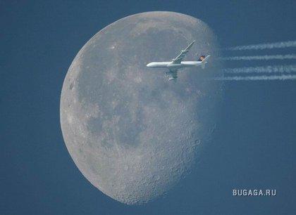 Лучшие лунные фото