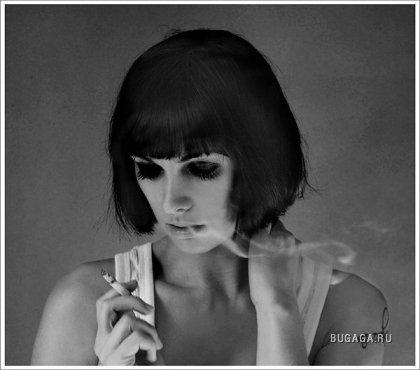 Кому сигаретку? (курение вредит вашей жизни!)