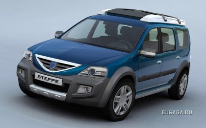 Dacia-Renault Logan STEPPE