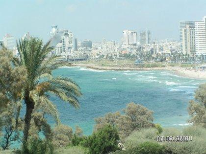 Израиль - от Севера до Юга)