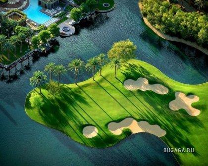 Поля для гольфа-красотища