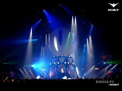 Лучшее в мире празднество Trance музыки, под названием Sensation