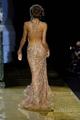 Haute couture от Elie Saab...