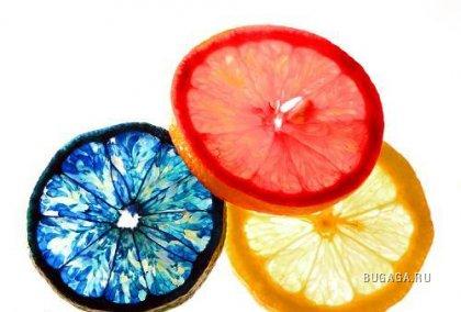 3 основных цвета