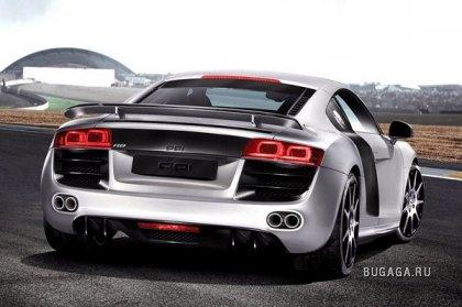 Эксклюзивный суперкар Audi R8