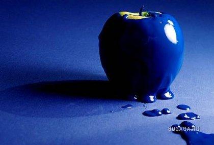Подборка: Синий цвет