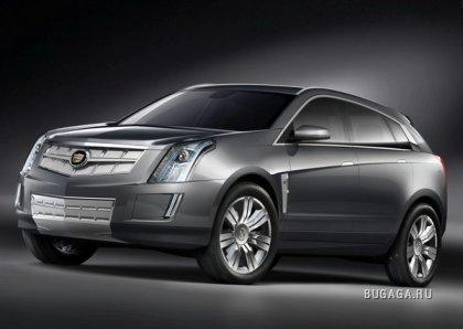 Cadillac Provoq - третий на платформе E - Flex