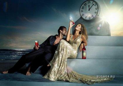Eva Mendes рекламирует CAMPARI